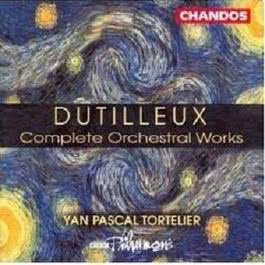 Dutilleux  Orchestral Works 2002 Hans Graf