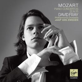 Mozart : Concertos No.22, 25 2010 David Fray