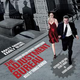 Original Motion Picture Soundtrack The Adjustment Bureau 2011 Thomas Newman