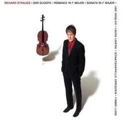 R. Strauss: Romanze-Don Quixote-Sonate in F-Dur op. 6 1970 Jan Vogler