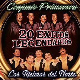 20 Exitos Legendarios 2011 Conjunto Primavera Y Los Rieleros Del Norte