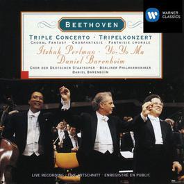 Beethoven: Triple Concerto 1995 Daniel Barenboim; 馬友友; Itzhak Perlman