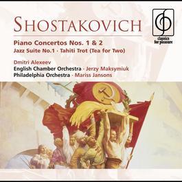 Shostakovich: Piano Concertos Nos. 1 & 2 etc 2007 Dmitri Alexeev