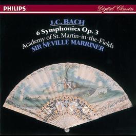 Bach, J.C.: 6 Symphonies, Op.3 2008 Johann Christian Bach