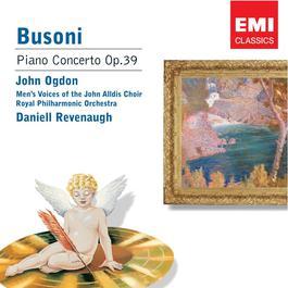 Busoni - Piano Concerto 2007 John Ogdon