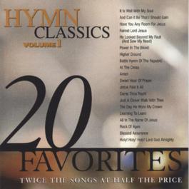 20 Hymn Classics Volume 1 2010 Studio Musicians