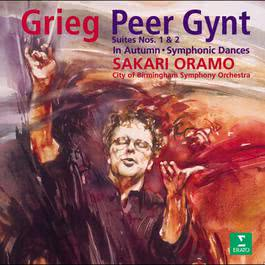 Grieg : Symphonic Dances Op.64 : No.4 in A minor 2005 Sakari Oramo