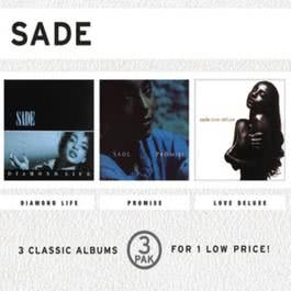 Diamond Life/Promise/Love Deluxe (3 Pak) 2000 Sade