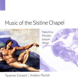 Music of the Sistine Chapel 2008 Andrew Parrott