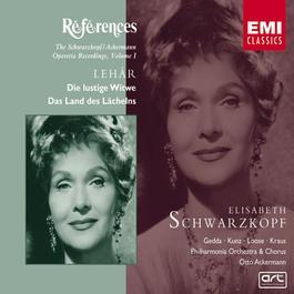 Lehar: Das Land des Lächelns - Die Lustige Witwe 2001 Elisabeth Schwarzkopf