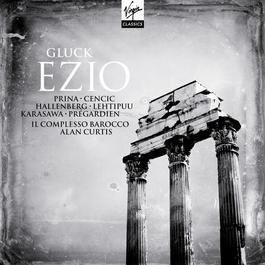 Gluck: Ezio 2011 Alan Curtis