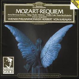 Mozart: Requiem 1995 Herbert Von Karajan; 維也納愛樂樂團; Anna Tomowa-Sintow; Wiener Singverein