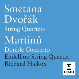 Dvorak/Smetana/Martinu - String Works 2005 Endellion String Quartet