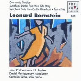 Bernstein  Pieces From Candide West Side Story Etc 2001 David Montgomery