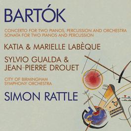 Bartók - Double Piano Concerto; Double Piano Sonata 2005 Katia Labèque