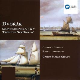 Dvorák Orchestral Works 2003 Carlo Maria Giulini