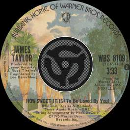 Angry Blues 1975 James Taylor
