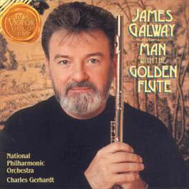 Man With The Golden Flute 1992 James Galway