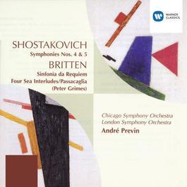 Shostakovich/Britten: Orchestral Music 1998 Andre Previn
