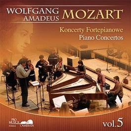 Mozart  Piano Concertos Vol. 5 2003 Matthias Kirschnereit