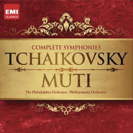 Tchaikovsky: Symphonies 1-6; Ballet music, etc 2011 Riccardo Muti