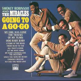 Going To A Go-Go / Away We A Go-Go 2002 Smokey Robinson & The Miracles