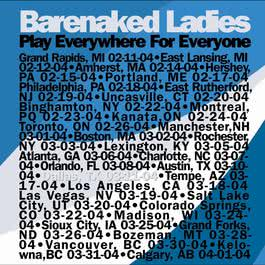 Maybe Katie (Live 3/11/04 Dallas) 2004 Barenaked Ladies