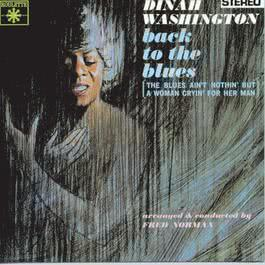 Back To The Blues 1997 Dinah Washington