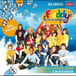 Die Zweite! 2009 Freddy und die Wilden Käfer