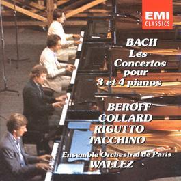 Bach - Concertos Pour 3 Et 4 Pianos 2003 M. Beroff & J.P. Collard