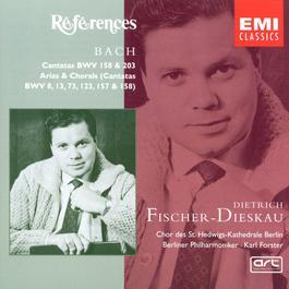 Bach: Cantatas 2003 Dietrich Fischer-Dieskau