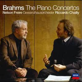 Brahms: The Piano Concertos 2008 Nelson Freire