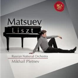 Matsuev - Liszt. With M. Pletnev and the Russian National Orchestra 2012 Denis Matsuev