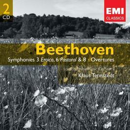 Beethoven: Symphonies 3 'Eroica', 6 'Pastoral' & 8 - Overtures 2006 Klaus Tennstedt