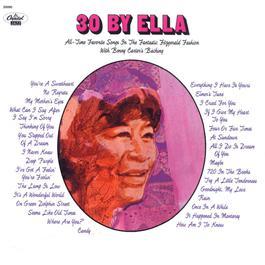 30 By Ella 1999 Ella Fitzgerald