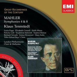 Mahler: Symphonies 4&8 2006 Klaus Tennstedt