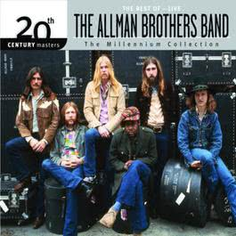 20th Century Masters 2000 The Allman Brothers band