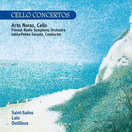 Concerto for Cello and Orchestra, 'Tout un monde lointain' : III Houles 2005 Arto Noras