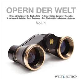 Das Rheingold - Oper in vier Szenen 2011 Various Artists