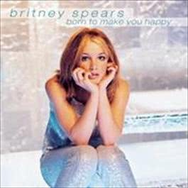 Born To Make You Happy (Digital 45) 2009 Britney Spears