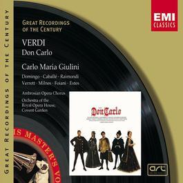 Verdi: Don Carlo 2000 Carlo Maria Giulini