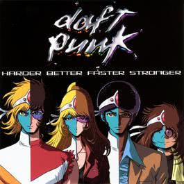 harder better faster stronger 2001 Daft Punk