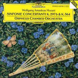 Mozart: Sinfonia Concertante K.297b & K.364 1991 Orpheus Chamber Orchestra