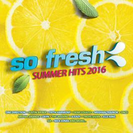 อัลบั้ม So Fresh - Summer Hits 2016