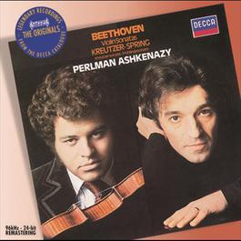 Beethoven: Violin Sonatas Nos.5 & 9 2008 Itzhak Perlman; Vladimir Ashkenazy