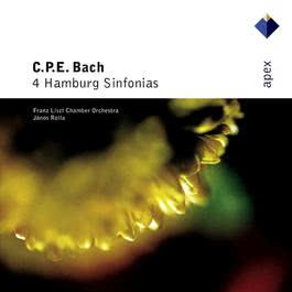 Bach, CPE : Sinfonia No.3 in C major H659 : II Allegretto 2004 Jnos Rolla & Franz Liszt Chamber Orchestra