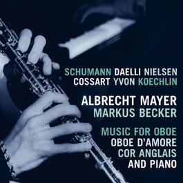 Music for Oboe and Piano 1999 Albrecht Mayer