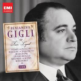 Icon: Beniamino Gigli 2010 貝尼亞米諾·吉里