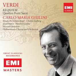 Verdi: Messa da Requiem/Four Sacred Pieces 2001 Carlo Maria Giulini