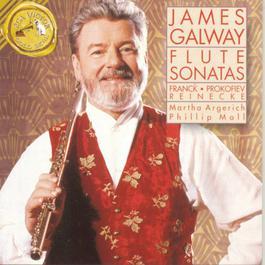 Flute Sonatas 1997 James Galway